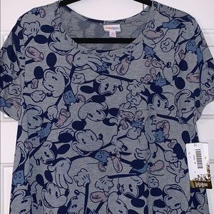 🎈 (NWT) LuLaRoe Carly Disney Dress Size M 🎈